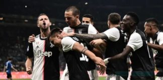 Juventus vs Inter Milan